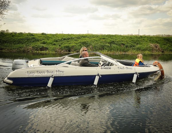 A luxury way to Cruise the Ouse